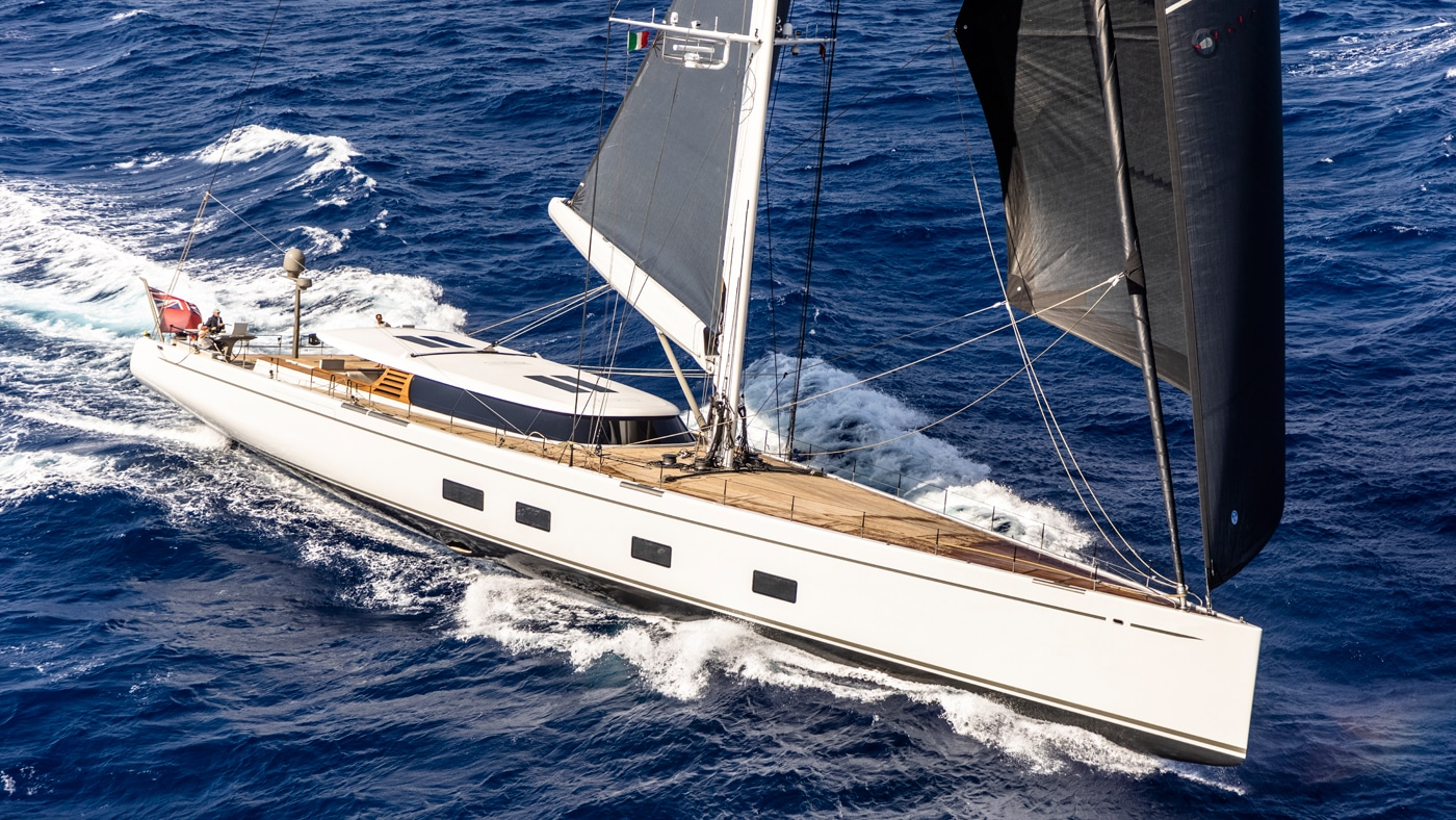 Baltic 142 Canova | Baltic Yachts