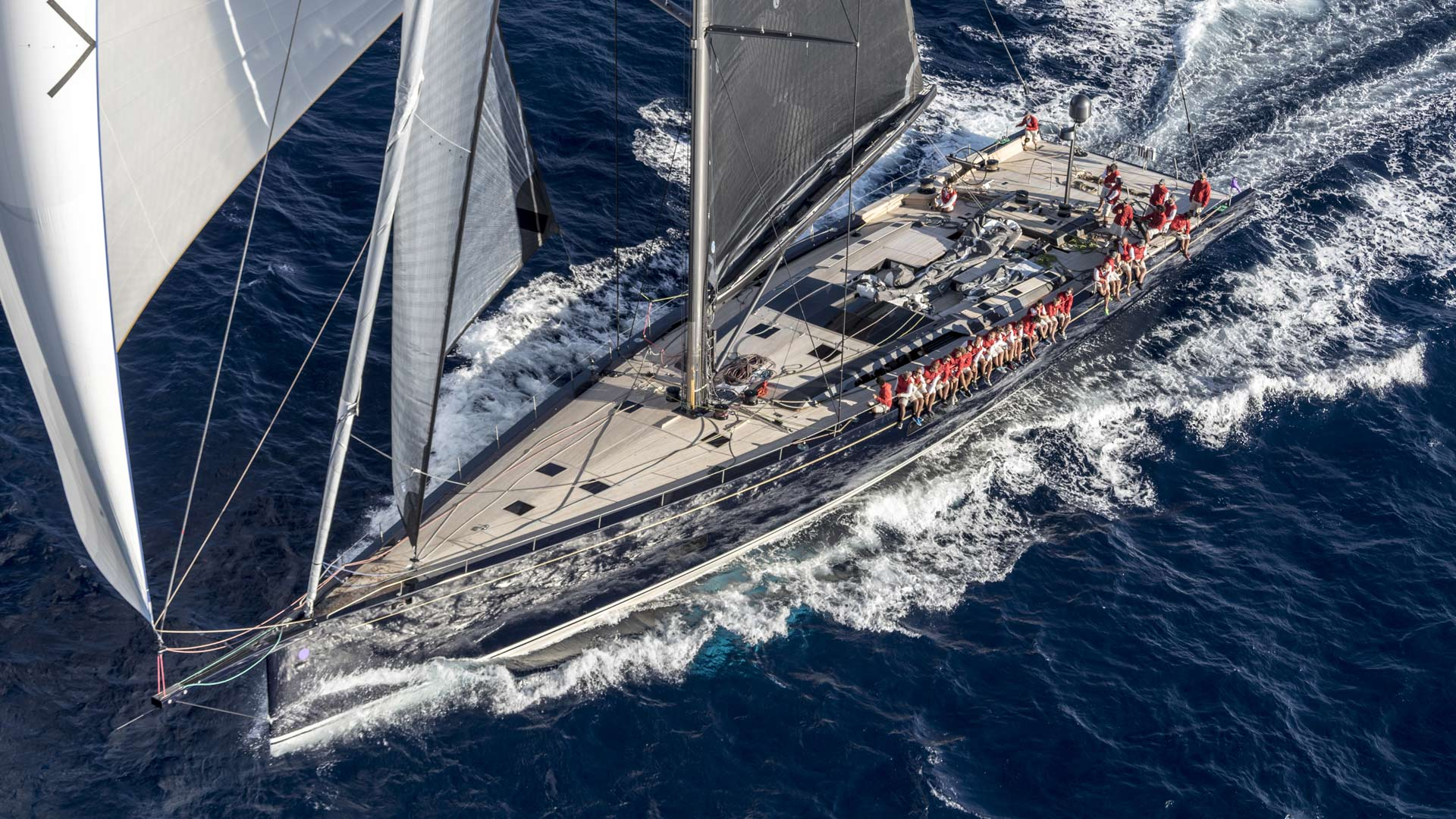 Baltic 130 My Song Baltic Yachts