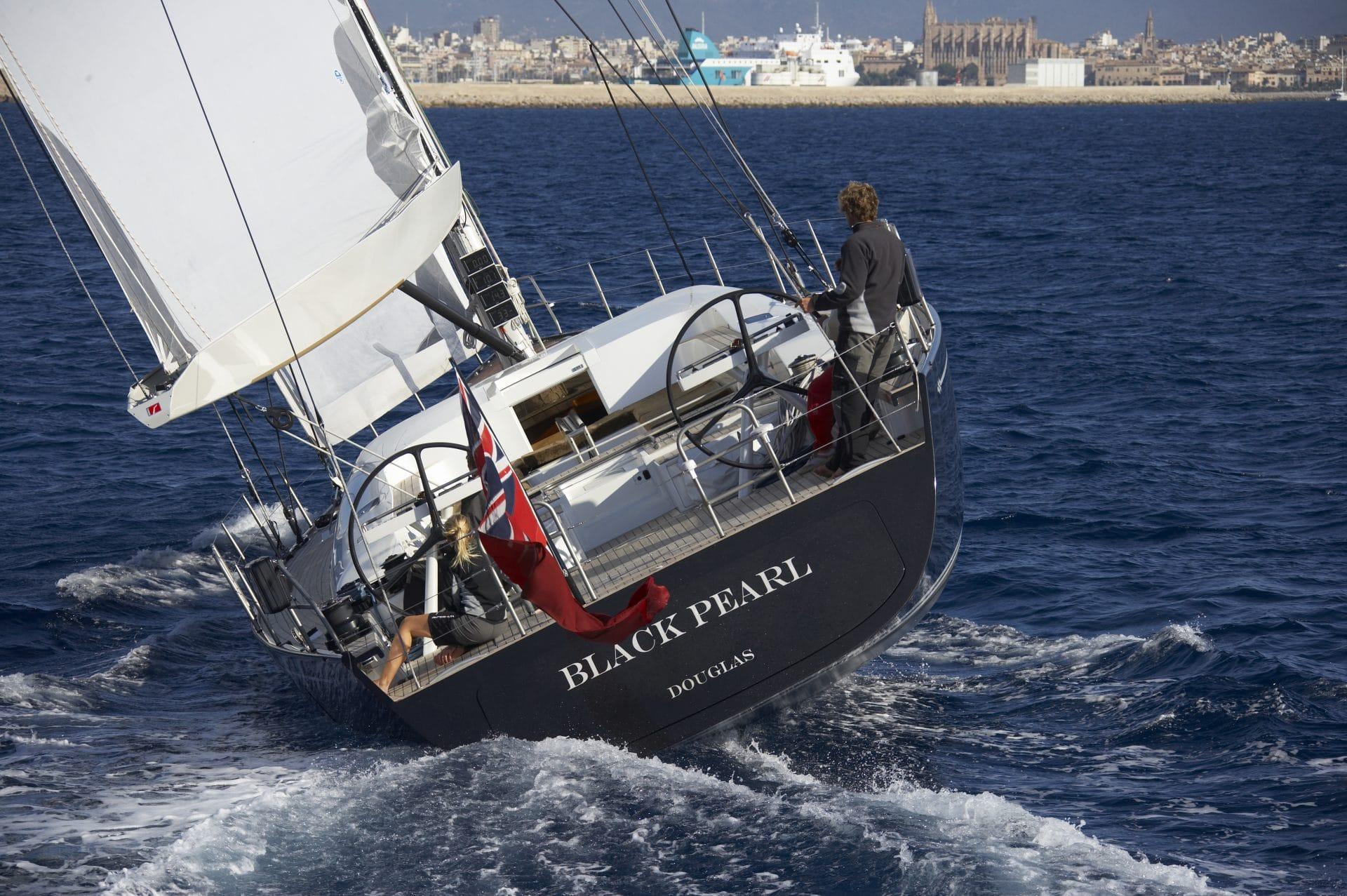 Baltic 77 Black Pearl | Baltic Yachts